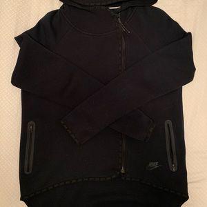 Nike Tech Fleece Zip Up - Small